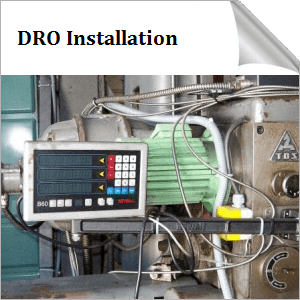DRO Installation in Estonia