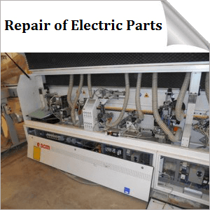 Repair of Electric Parts in Estonia
