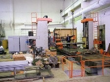 Modernization of industrial equipment and machine tools in Estonia